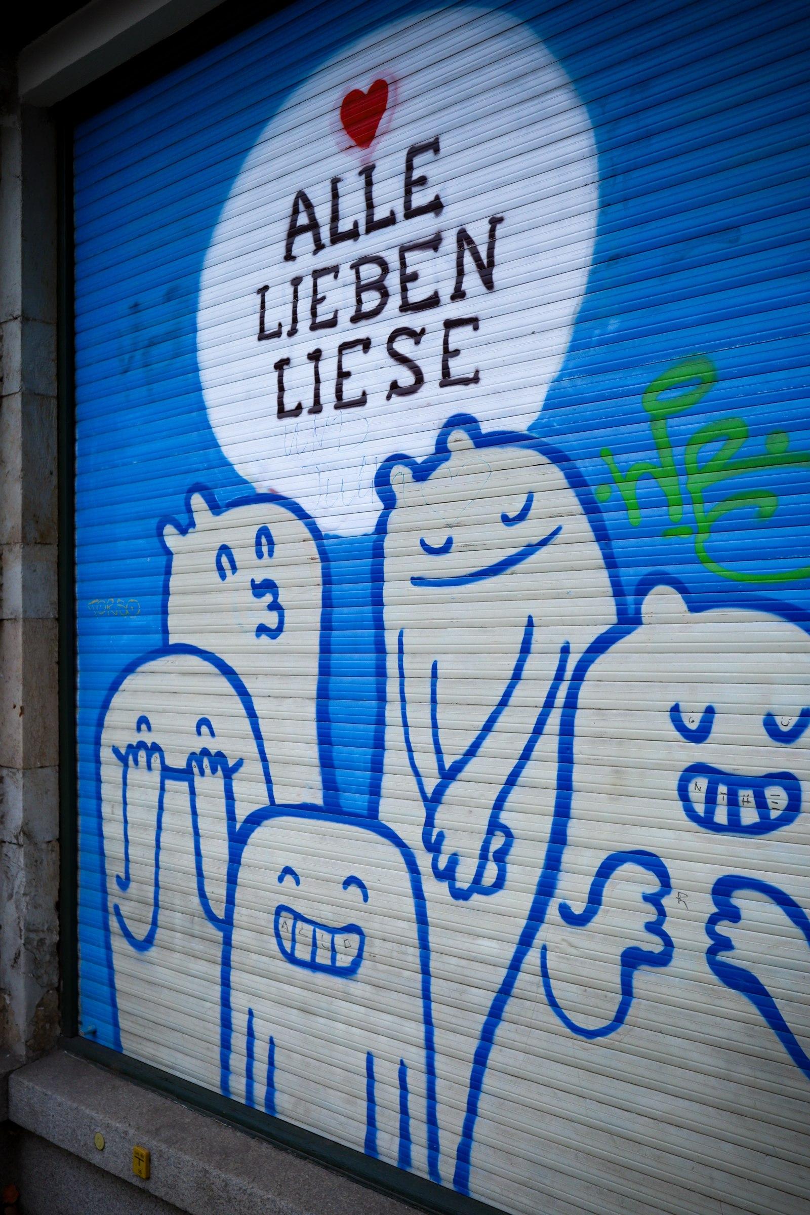Alle lieben Liese - Altlindenau, Leipzig