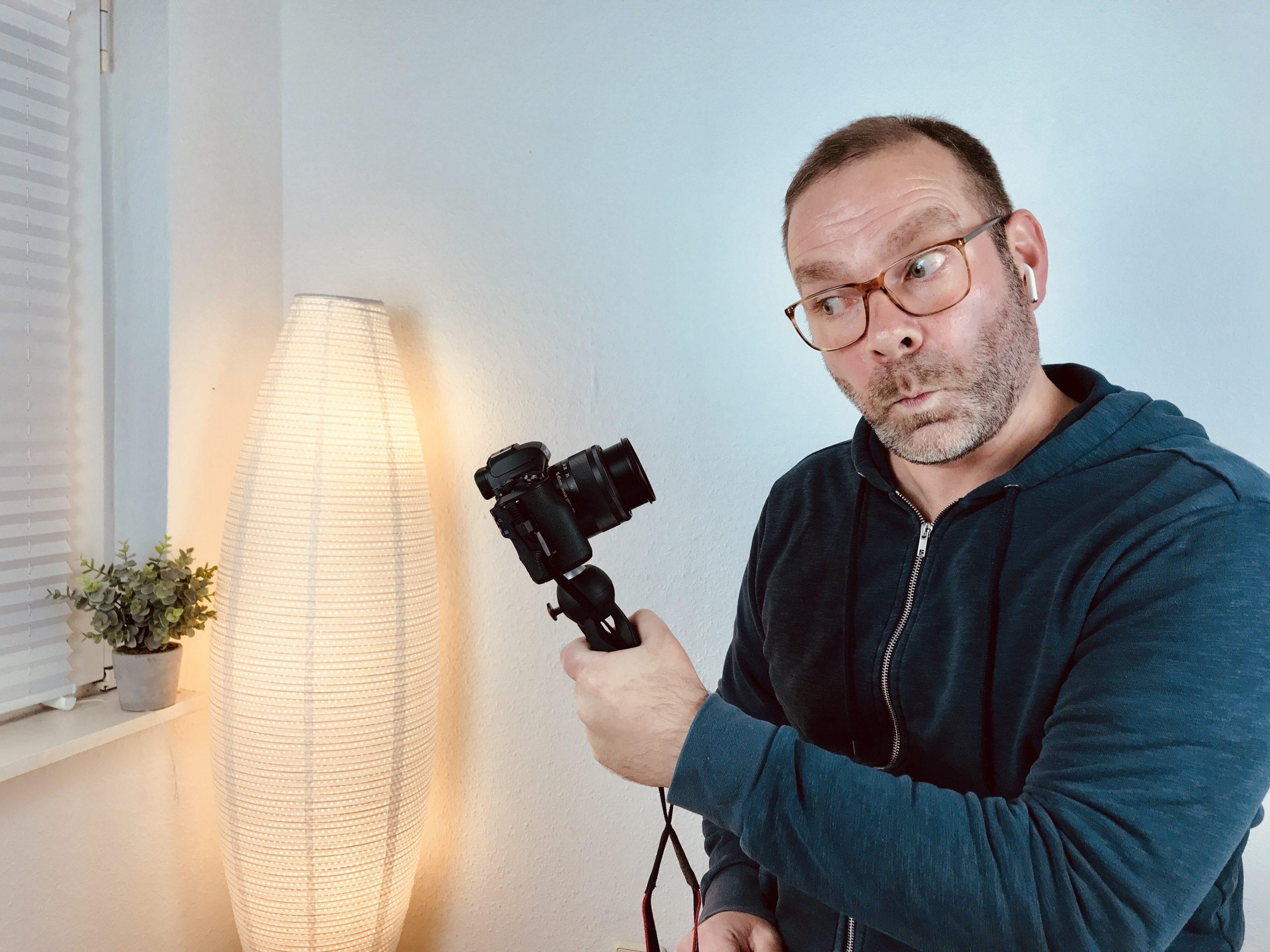 Canon als Webcam verwenden