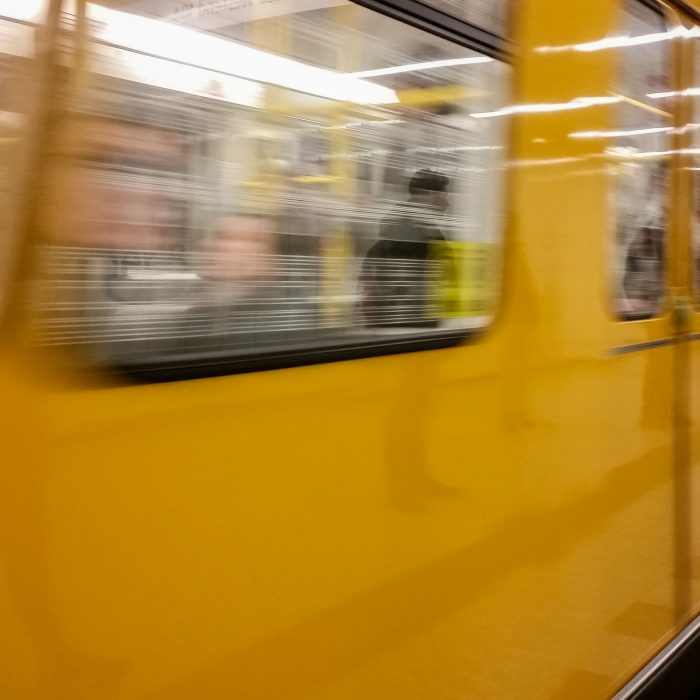 Nach dem Trainig - Berliner Straße, Berlin