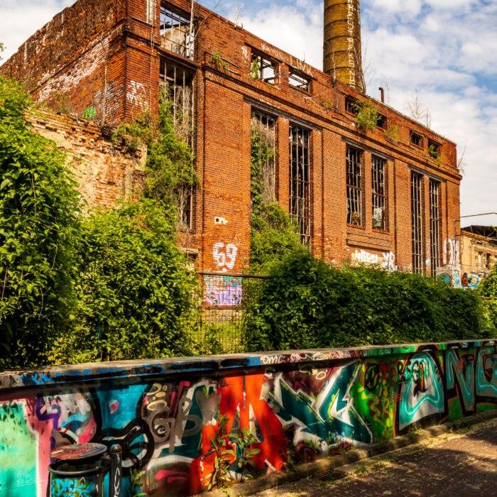Photowalk - Karl-Heine-Kanal, Leipzig