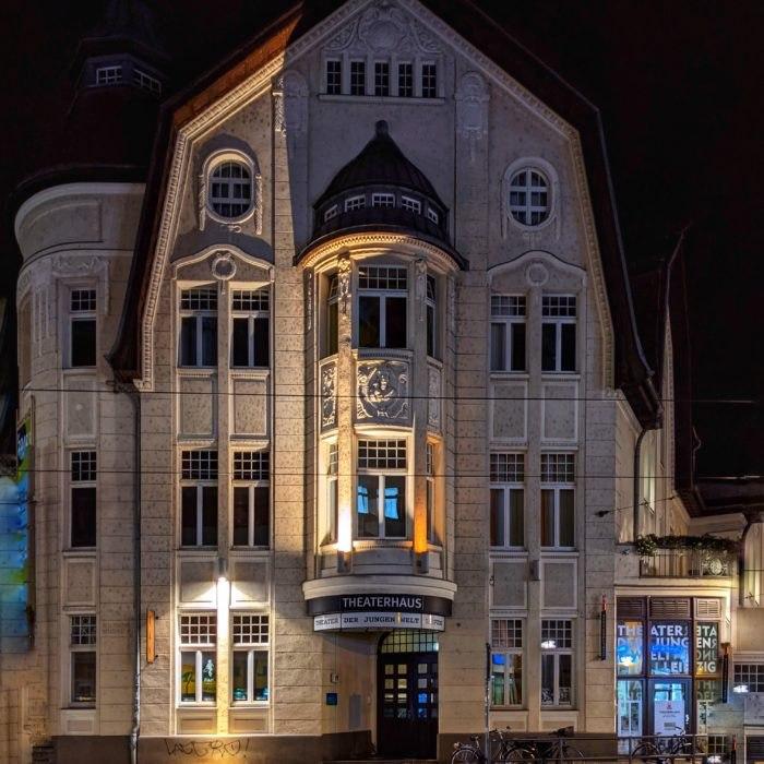 Theater der Jungen Welt - Lindenauer Markt, Leipzig