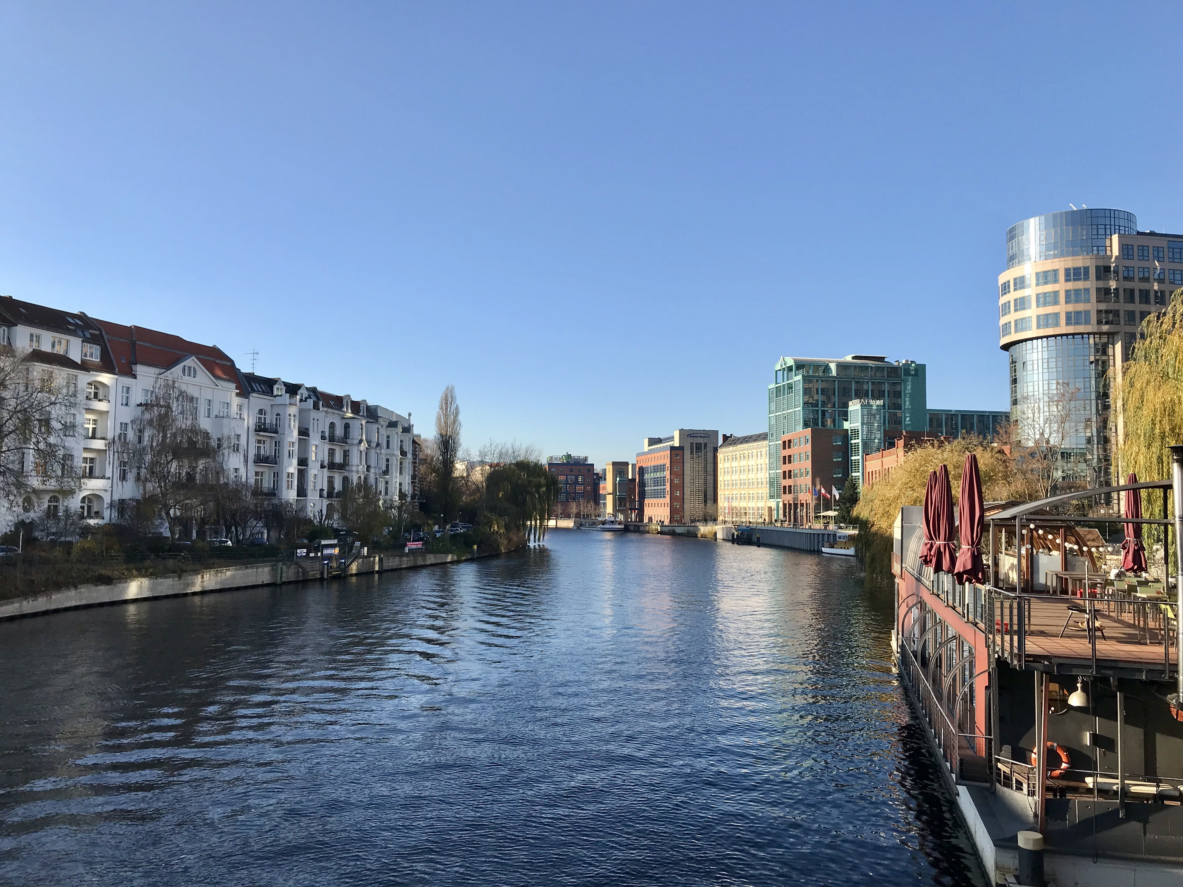 Auf dem Weg in Moabit, Berlin