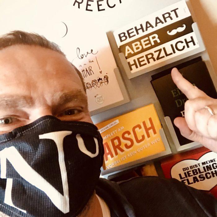Behaart aber herzlich - Café Luise, Leipzig