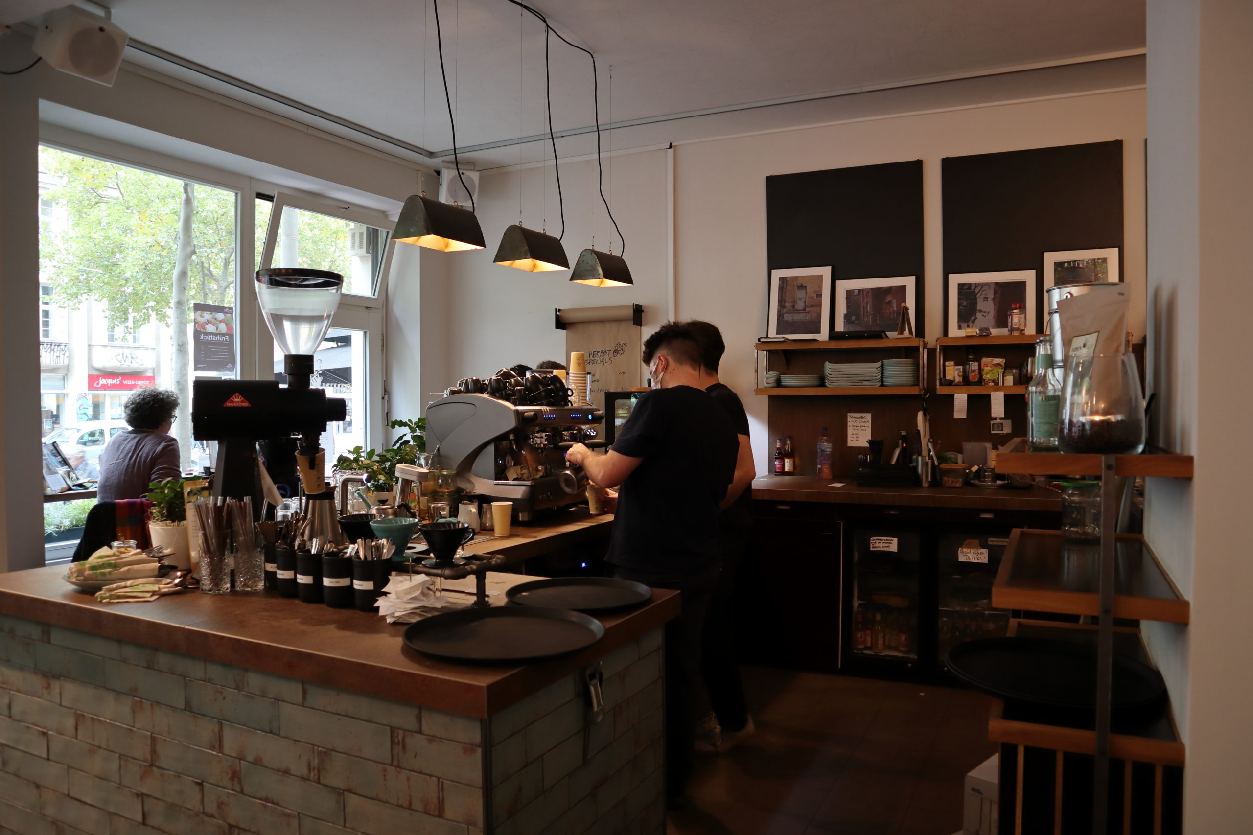 Tresen - Café Obenauf