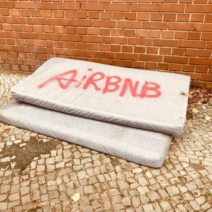 Airbnb à la Neukölln, Berlin