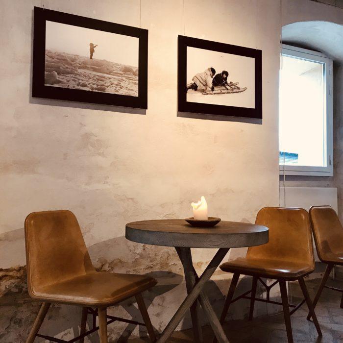Ausstellung, København K