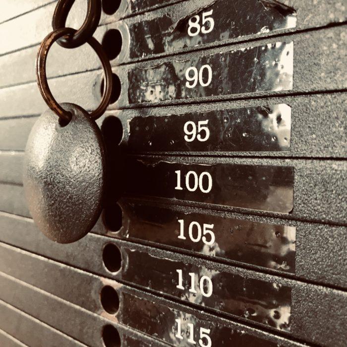 Muskeln im Speckmantel