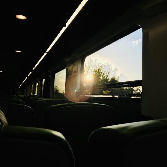 Auf dem Weg