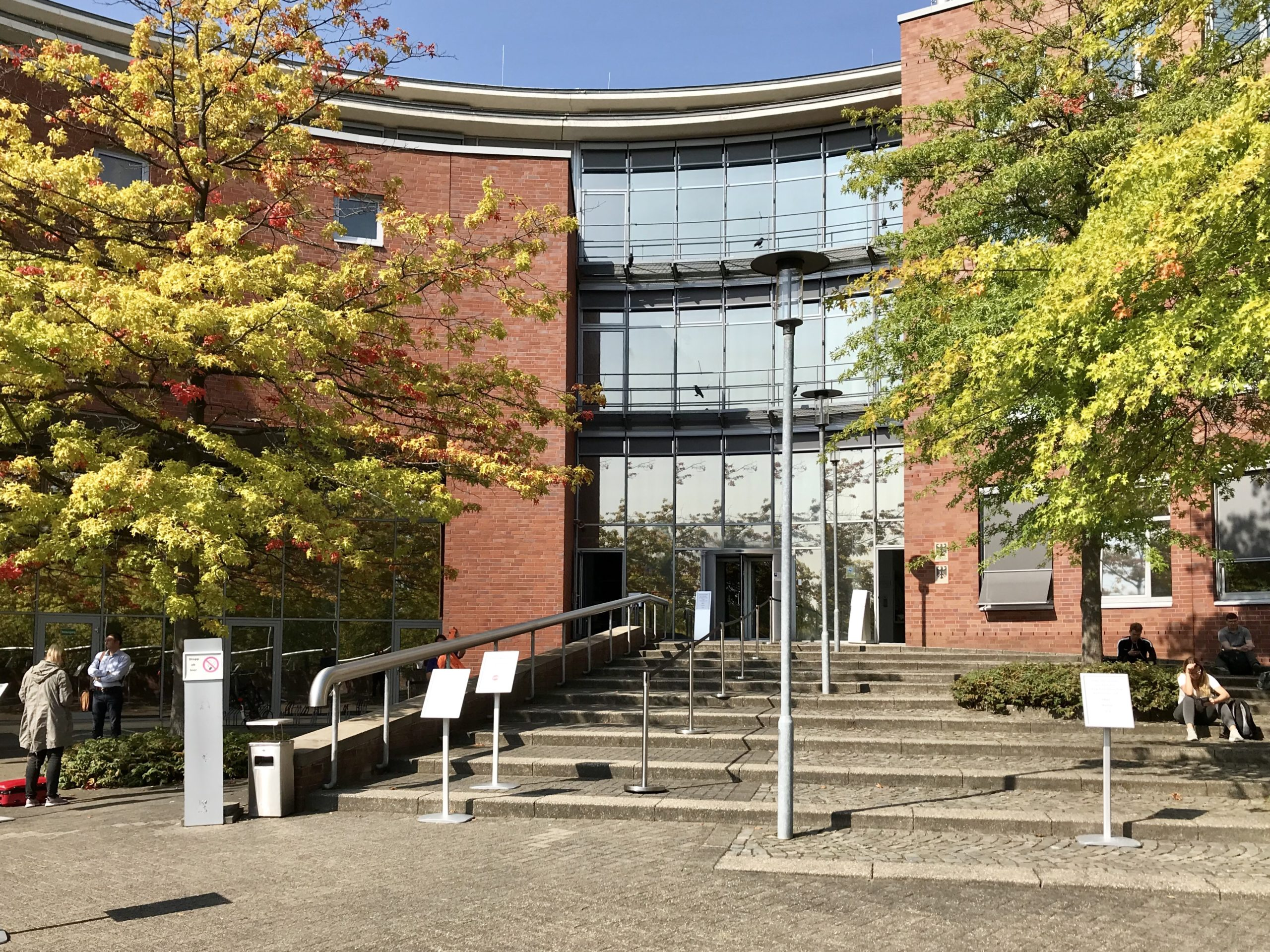 Auswahlverfahren - Hochschule des Bundes, Brühl