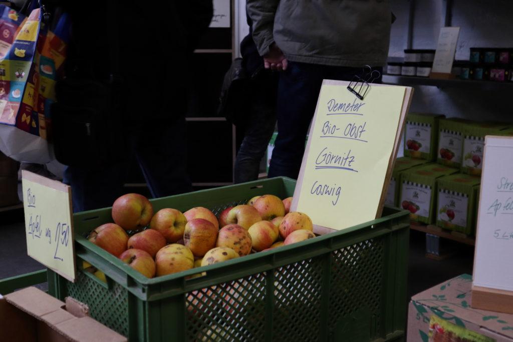 Bio-Obst - Samstagsmarkt