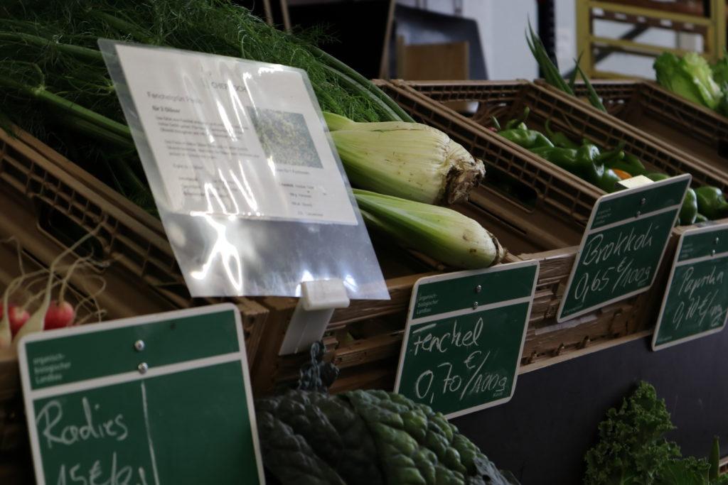 Gemüse - Samstagsmarkt