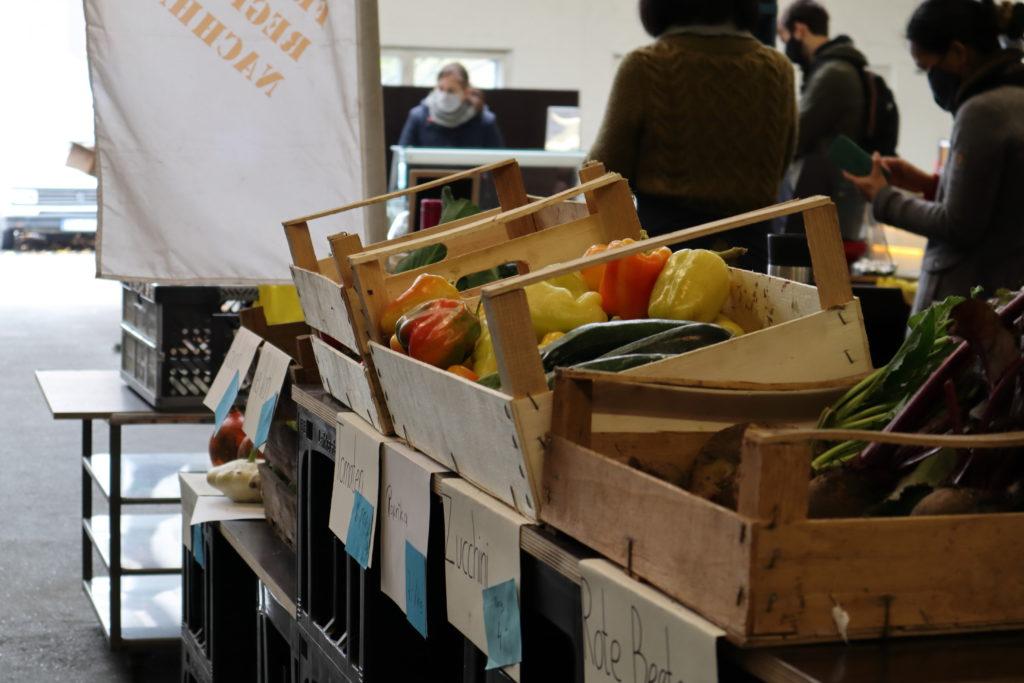 Mehr Gemüse - Samstagsmarkt